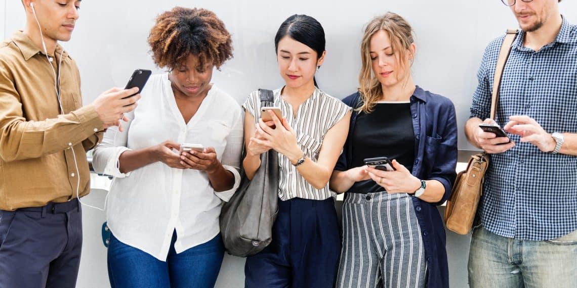 The History Of Social Media Social Networking Evolution