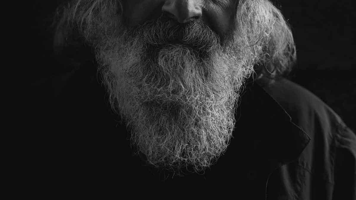 A Short History of Beard Styles 2
