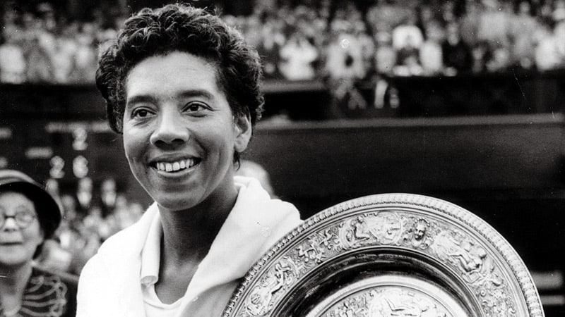 Althea Gibson: the Birth of a Champion