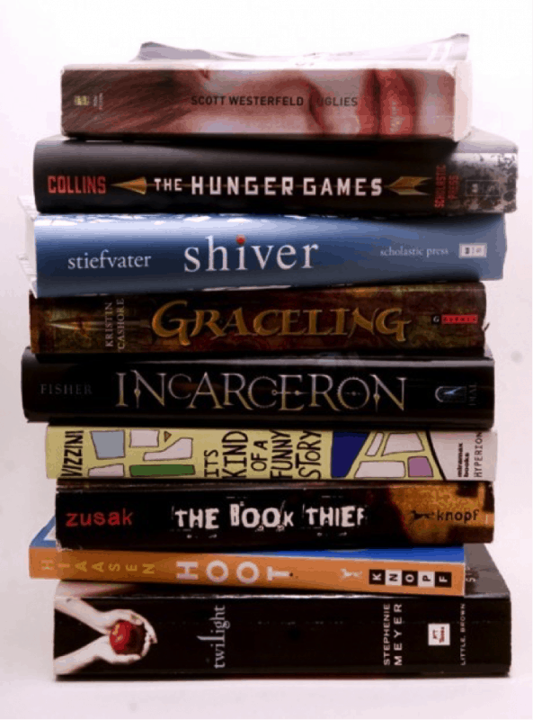Popular Fiction Books For Young Adults
