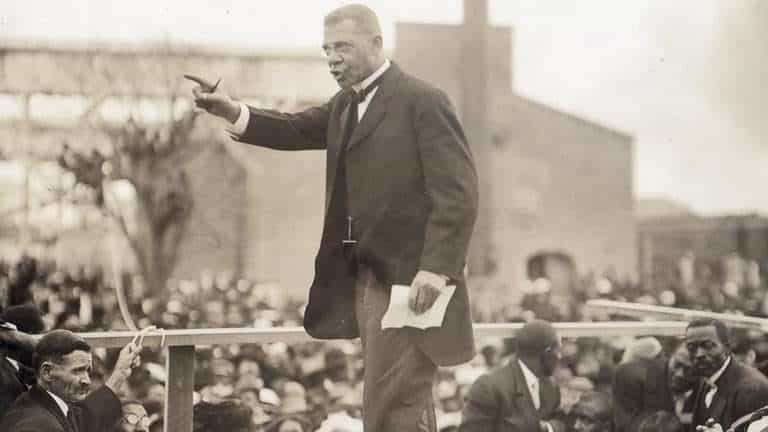 Fire For Learning: Booker T. Washington's Drive for Education 3