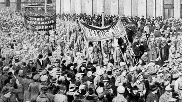 Downfall of a Dynasty: The February Revolution 5