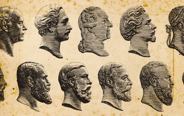 A Short History of Beard Styles