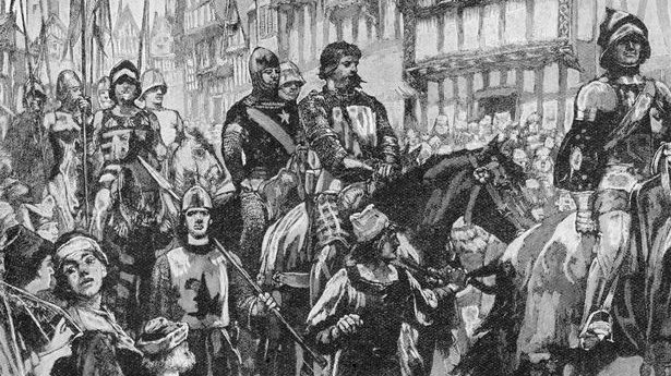 Freedom The Real Life And Death Of Sir William Wallace
