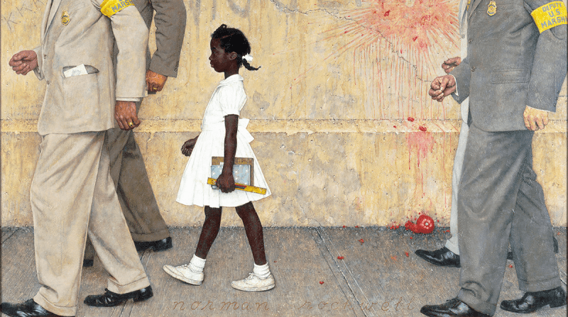 Ruby Bridges: The Open Door Policy of Forced Desegregation 1
