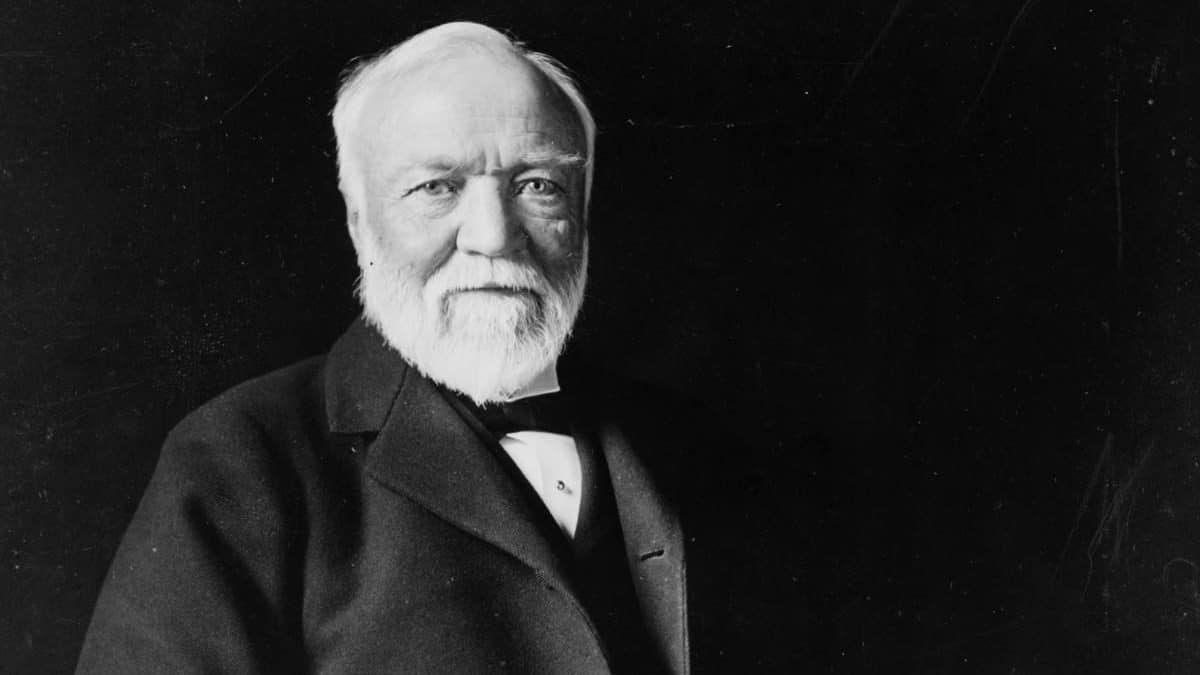 Andrew Carnegie: Trains, Steel and Cash Cash | History