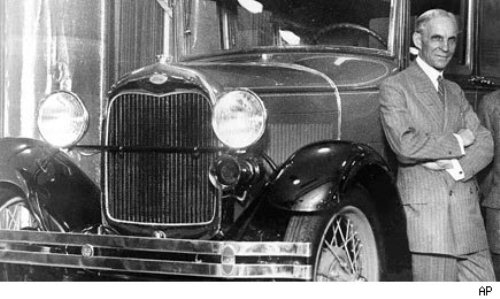 Fast Moving Henry Ford S Contributions To America