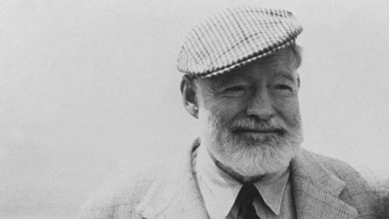 the literary life of ernest hemingway The life of earnest hemingway was complex, and full of danger, intrigue, and  adventure, just like his writing, the man was totally unique.