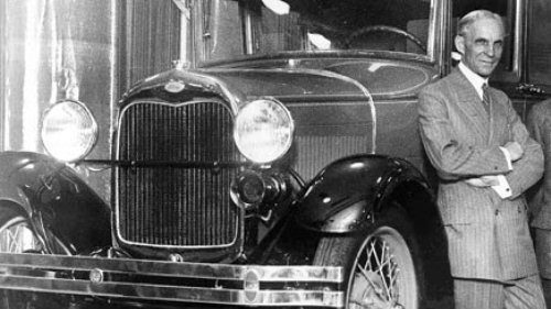 Fast Moving: Henry Ford's Contributions to America 3