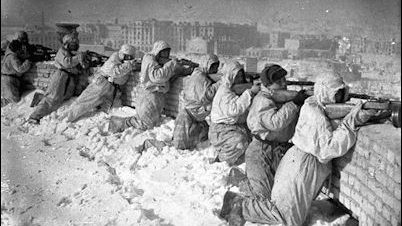 Digging into Hopelessness: The Battle of Stalingrad 5
