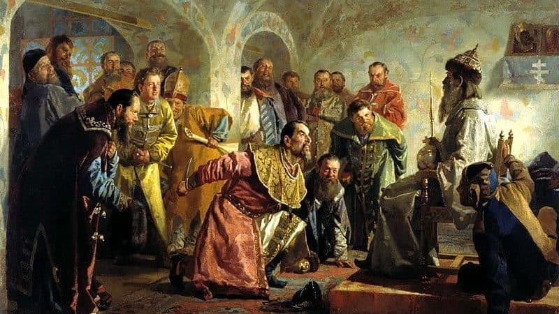 Paranoid or Proactive? The Story of Ivan the Terrible 3