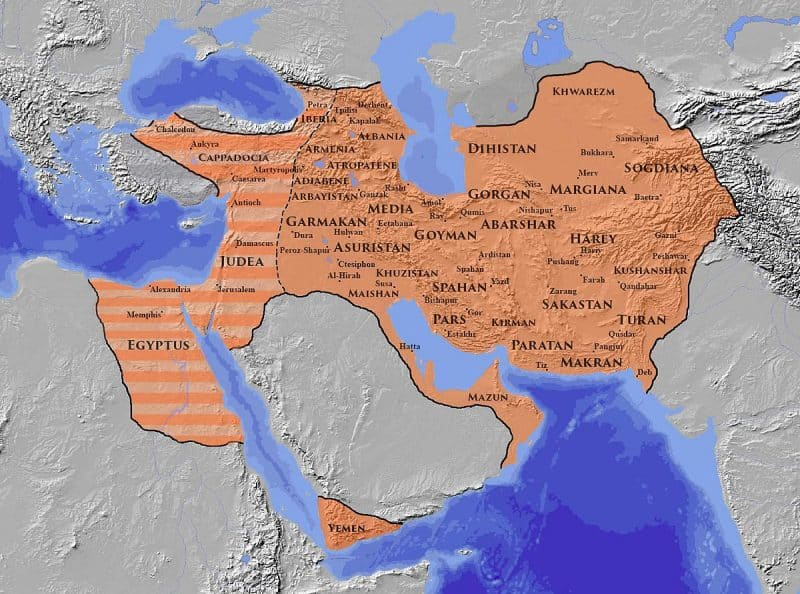 History of Iran Parthinian and Sassanid Dynasties