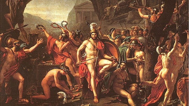 The Battle of Thermopylae: 300 Spartans Against the World 5