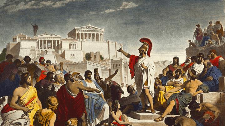 The Peloponnesian War: Athens vs. Sparta 4