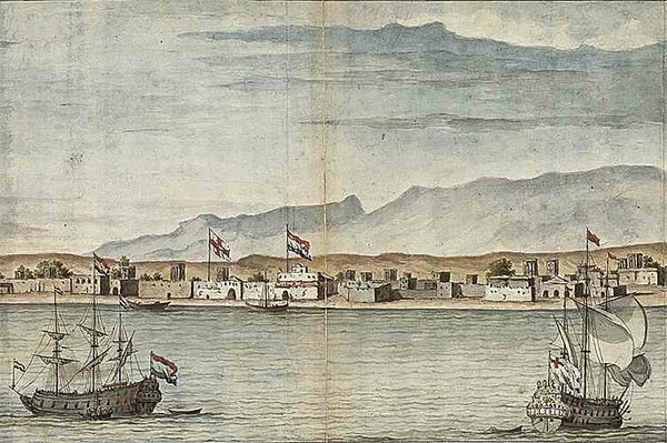 Dutch colonization of America
