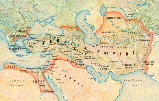 Ancient Persia The Achaemenid Empire To The History Of Iran