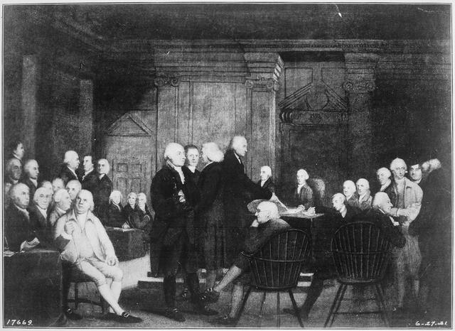 US History: A Timeline of America's Journey 8
