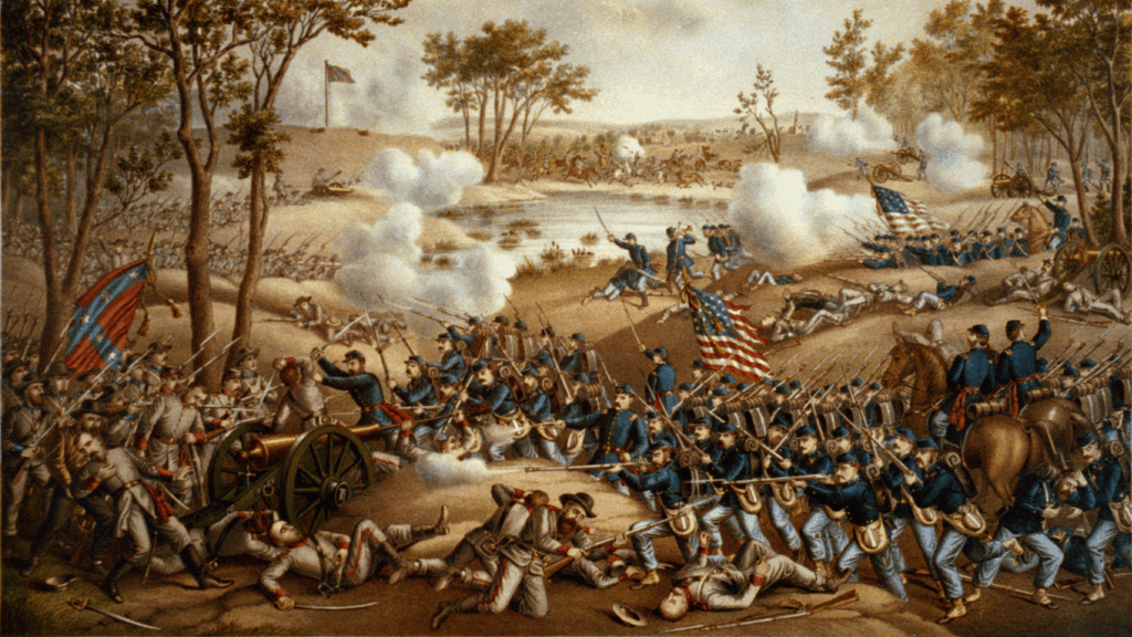 The American Civil War: Causes, Timeline, Battles, and People 1