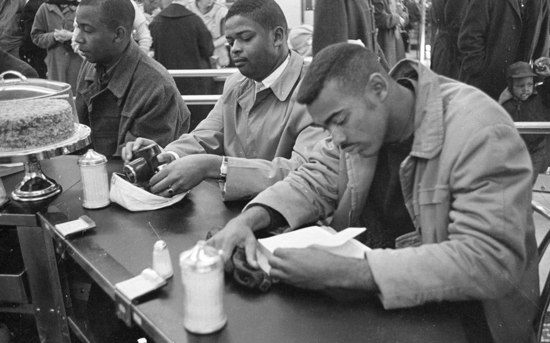 Woolworths sit-in, 1960.