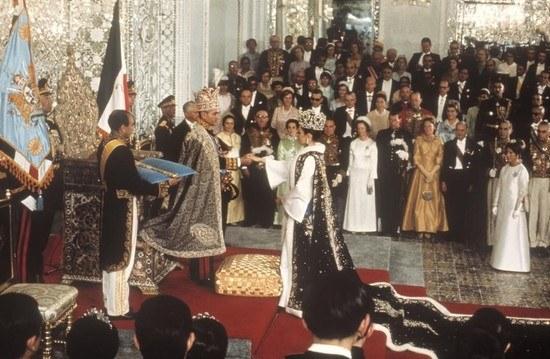 Coronaton of Reza Shah