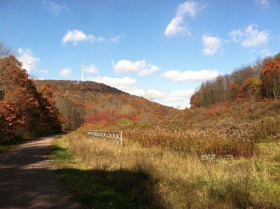 Mason Dixon Line Trail