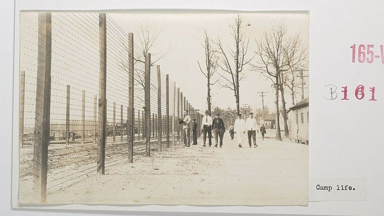 Japanese Internment Camps 1