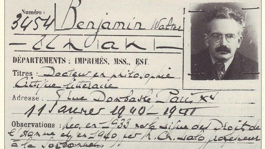 Walter Benjamin for Historians 2